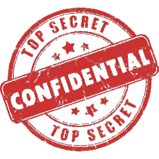 """Confidential"" Stamp - Too Many Local SEO Agencies Hide Poor or BlackHat SEO Techniques Behind a Claim it is ""Proprietary"""
