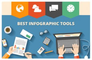 graphic on creating infographics